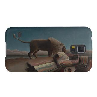 Henri Rousseau - The Sleeping Gypsy Case For Galaxy S5