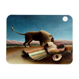 Henri Rousseau The Sleeping Gypsy Magnet