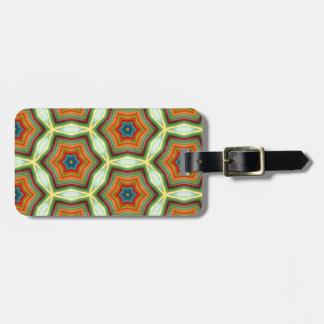 Henri Rousseau The Sleeping Gypsy Pattern Retro Luggage Tag