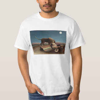 "Henri Rousseau - ""The Sleeping Gypsy"" T-Shirt"