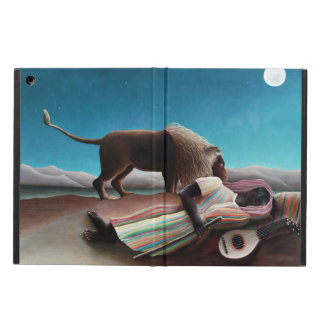 Henri Rousseau The Sleeping Gypsy Vintage iPad Air Cover