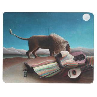 Henri Rousseau The Sleeping Gypsy Vintage Journal