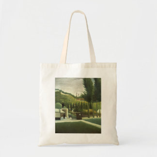 Henri Rousseau- The Toll House Tote Bag