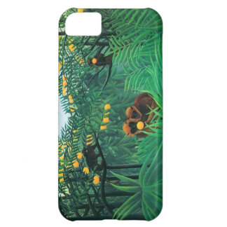Henri Rousseau The Tropics iPhone Case iPhone 5C Cases
