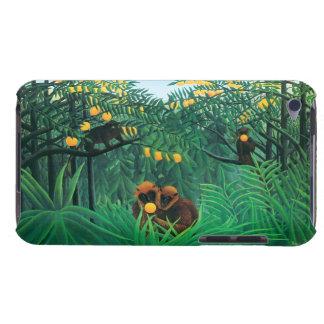 Henri Rousseau The Tropics iPod Case iPod Case-Mate Cases
