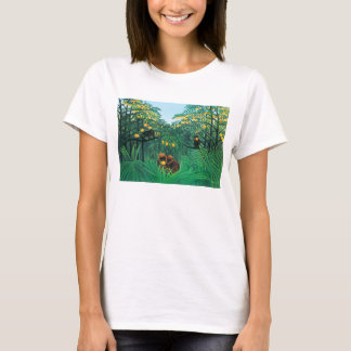 Henri Rousseau The Tropics T-shirt