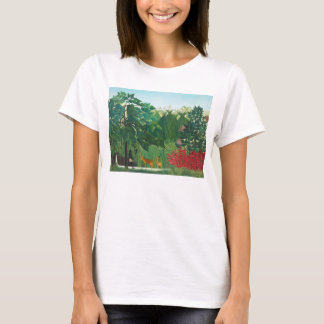 Henri Rousseau The Waterfall T-shirt