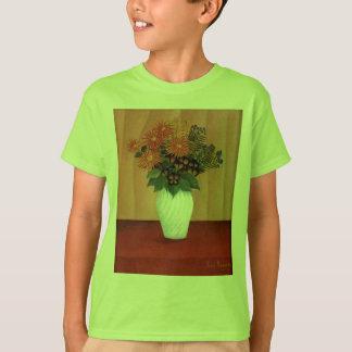 Henri Rousseau's Bouquet of Flowers (circa 1900) T-Shirt
