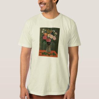 Henri Rousseau's Flowers in a Vase (1909) Tee Shirt