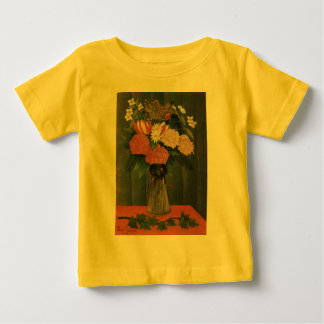 Henri Rousseau's Flowers in a Vase (1909) Shirts