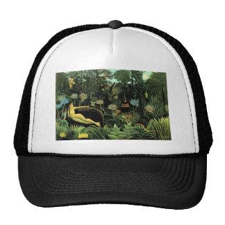 Henri Rousseau's The Dream (1910) Trucker Hat