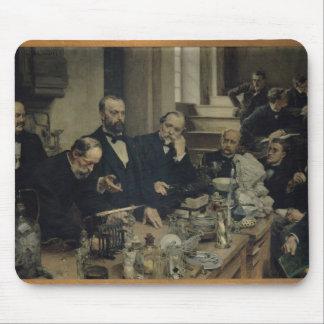 Henri Sainte-Claire Deville  Lecturing, 1890 Mouse Pad