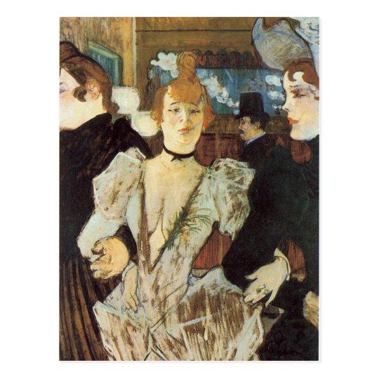 Henri Toulouse Lautrec Postcard