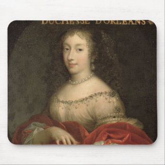 Henrietta Anne  Duchess of Orleans Mouse Pad