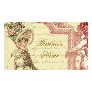 Henrietta Business Card