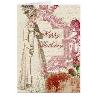 Henrietta, Happy Birthday Greeting Card
