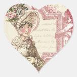 Henrietta Heart Sticker