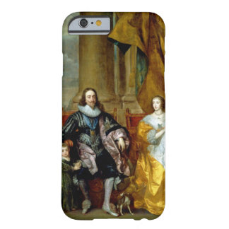 Henrietta Maria and Charles I by Van Dyck Barely There iPhone 6 Case