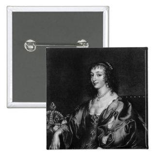 Henrietta Maria Button