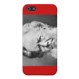 "Henrik Ibsen ""Freedom/Truth"" Wisdom Quote Gifts Case For iPhone SE/5/5s"