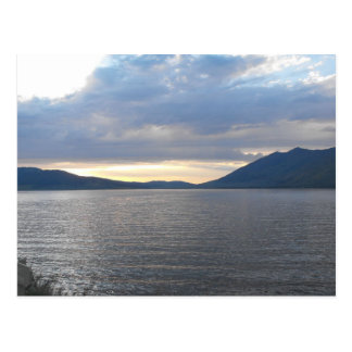 Henrios del lago de parque de estado - Idaho Tarjetas Postales