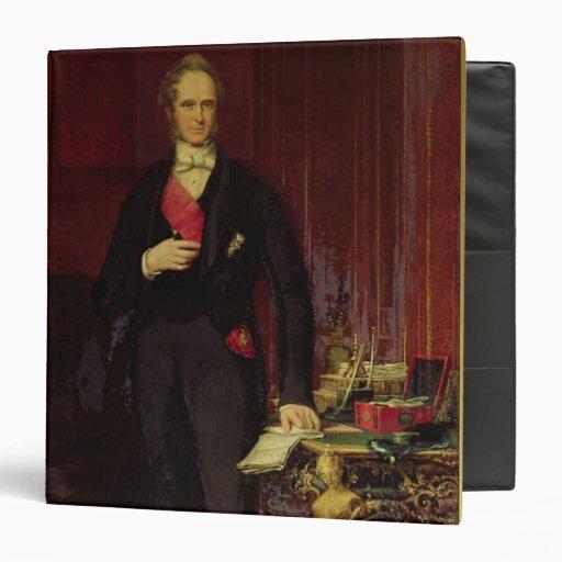 Henry, 3rd Viscount Palmerston Binder