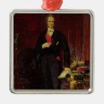 Henry, 3rd Viscount Palmerston Christmas Tree Ornament