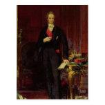 Henry, 3rd Viscount Palmerston Postcard
