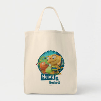Henry and Beckett Tote Bag