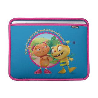 Henry and Gertie MacBook Air Sleeve