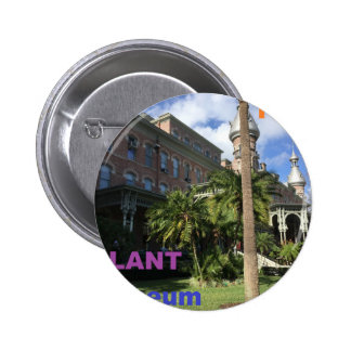 Henry B. Plant Museum Pinback Button