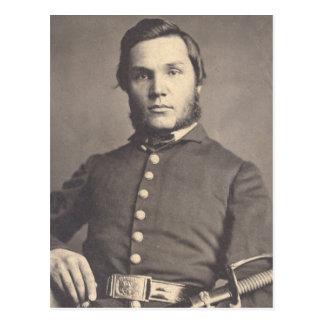 Henry C. McCook Civil War Postcard