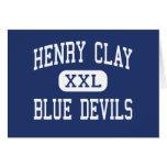 Henry Clay - Blue Devils - High - Lexington Cards