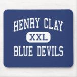 Henry Clay - Blue Devils - High - Lexington Mouse Mat