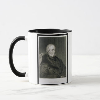 Henry Clay, engraved by Alfred Sealey (d.1862) aft Mug