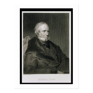 Henry Clay, engraved by Alfred Sealey (d.1862) aft Postcard