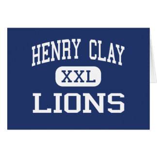 Henry Clay Lions Middle Los Angeles Cards