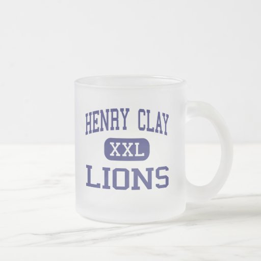 Henry Clay Lions Middle Los Angeles Coffee Mugs