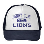 Henry Clay Lions Middle Los Angeles Trucker Hat