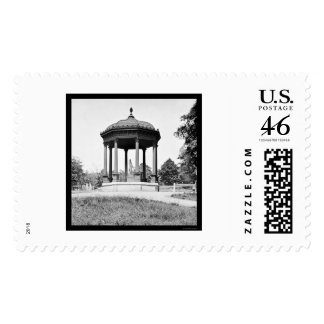 Henry Clay Memorial in Richmond, VA 1865 Stamp