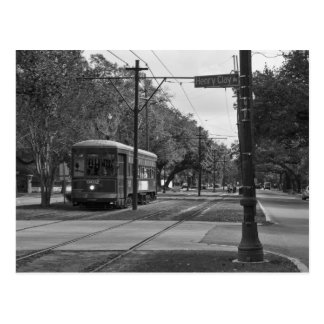 Henry Clay NOLA Streetcar Post Card