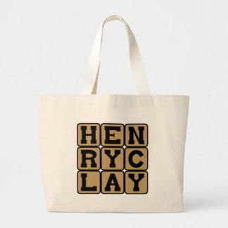 Henry Clay, político americano Bolsa