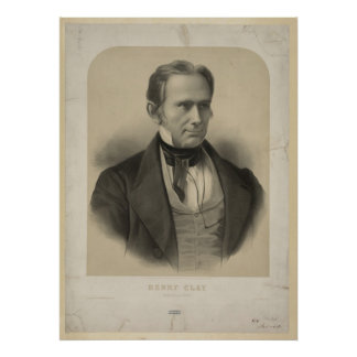 Henry Clay Póster