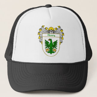 Henry Coat of Arms (Mantled) Trucker Hat