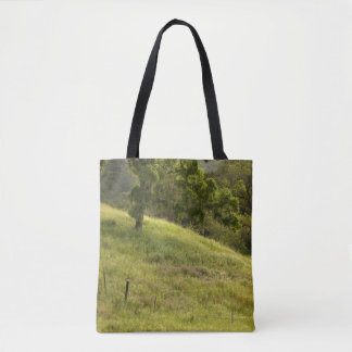 Henry Coe Hillside at Dawn Tote Bag