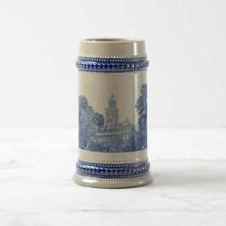"""""""Henry County Courthouse"""" Beer Stein"""