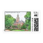 """""""Henry County Courthouse"""" Postage Stamp"""