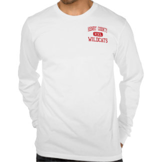 Henry County - Wildcats - High - New Castle T-shirts
