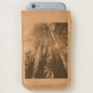 Henry Cowell Redwoods iPhone Pouch