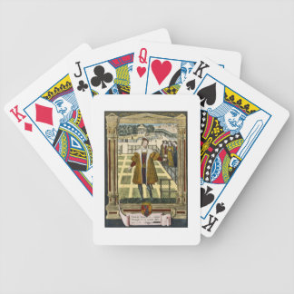 Henry d'Albret (1503-55), King of Navarre presenti Bicycle Playing Cards